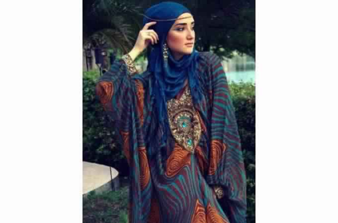 Boucles D'Oreilles En Fonction De Son Hijab 9