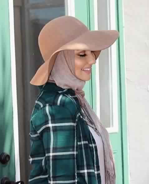 Chapeaux Pour Hijab Tendances Été 201613