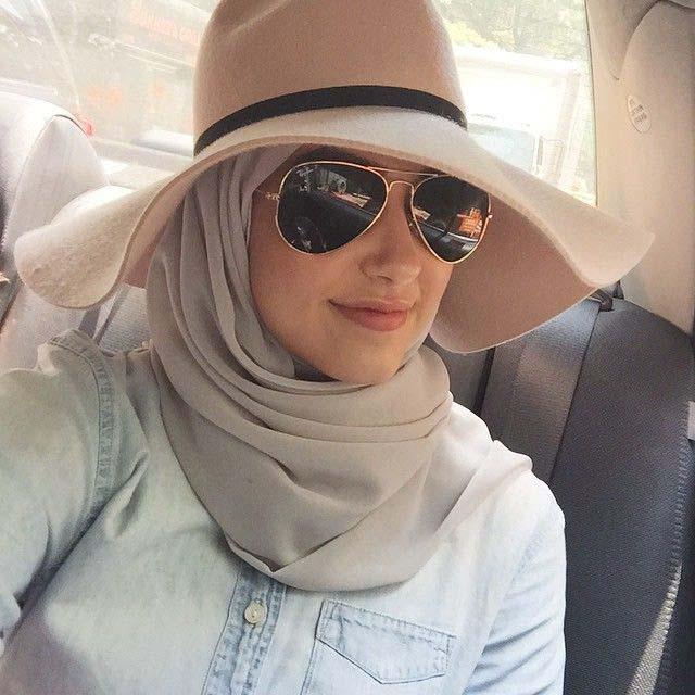 Chapeaux Pour Hijab Tendances Été 201614