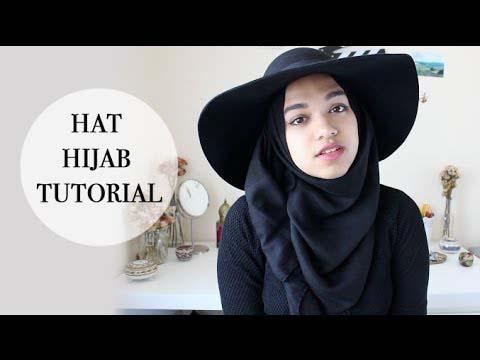 Chapeaux Pour Hijab Tendances Été 20166