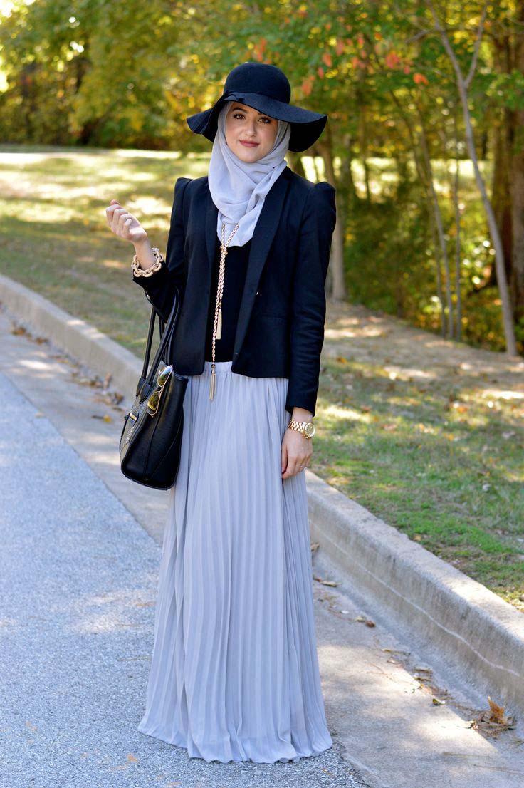 Chapeaux Pour Hijab Tendances Été 20168
