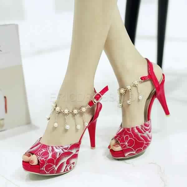 Chaussures À Talons 3