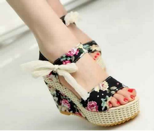 Chaussures Modernes Et Fashion23