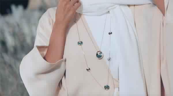 Choisir Son Pendentif En Fonction De Hijab