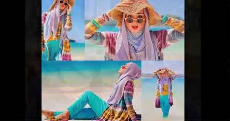 Couleurs Hijab Les Plus Tendances Pour Cette Saisonrt5