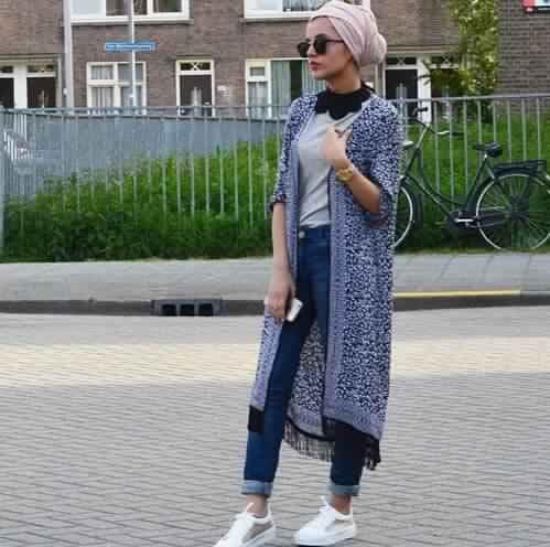 Hijab Mode1