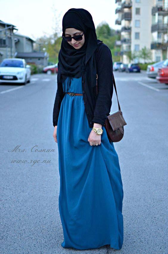Hijab Modernes Et Fashion1
