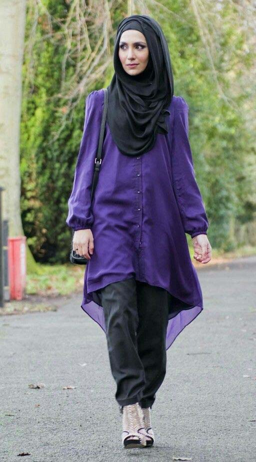 Hijab Modernes Et Fashion20