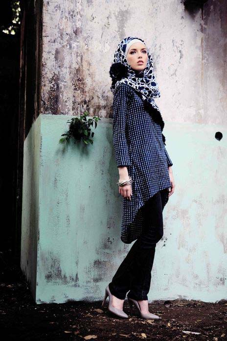 Hijab Modernes Et Fashion22