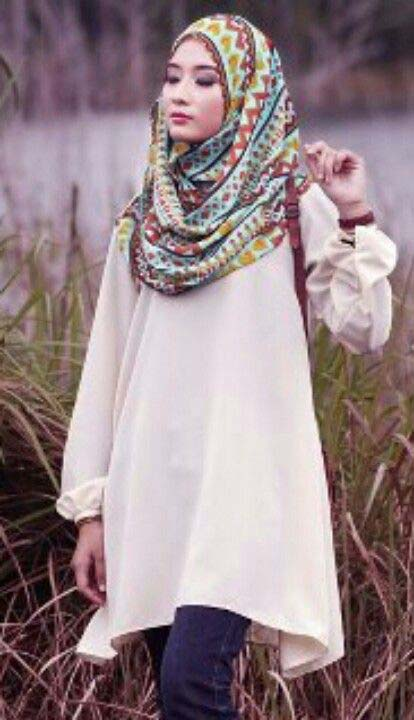 Hijab Modernes Et Fashion5