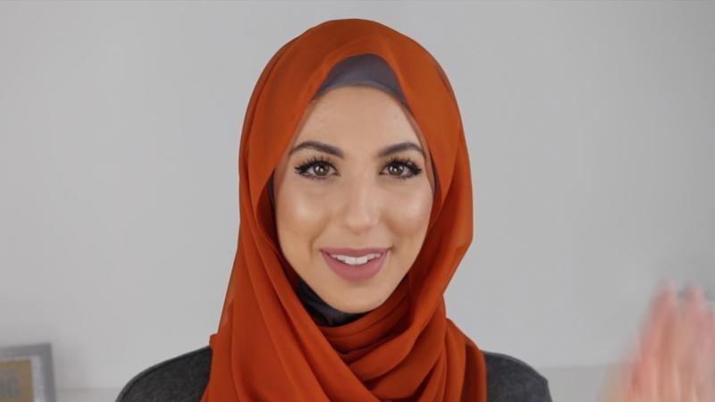 Le Hijab En Mousseline De Soie10