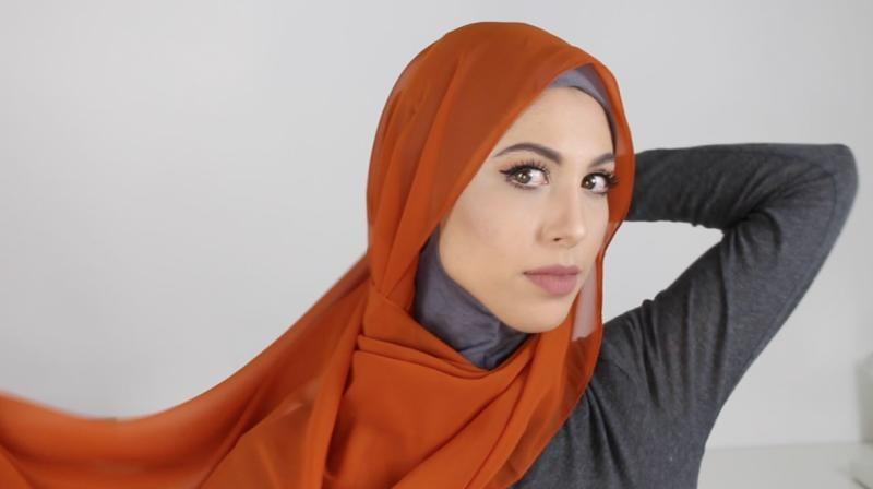Le Hijab En Mousseline De Soie3