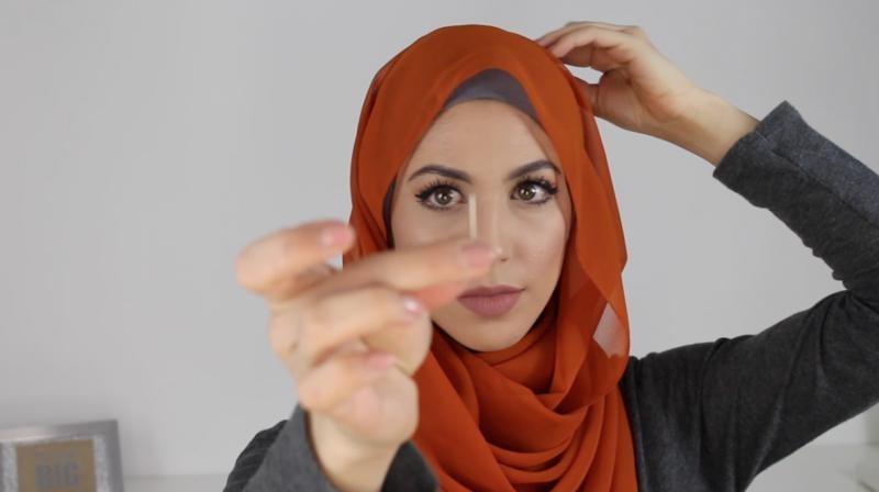Le Hijab En Mousseline De Soie6