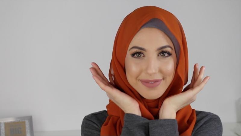 Le Hijab En Mousseline De Soie8