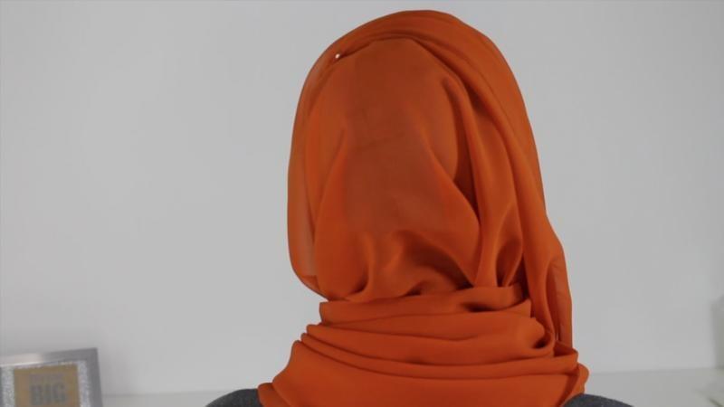 Le Hijab En Mousseline De Soie9