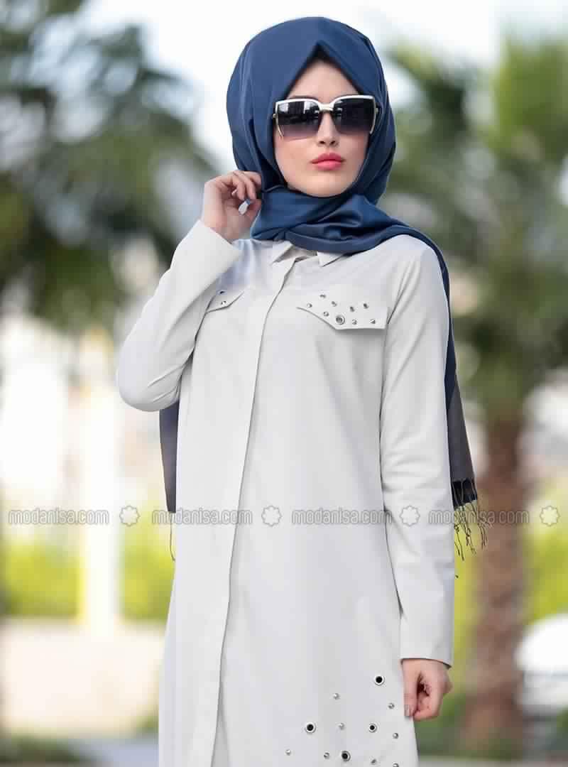 Look Hijab Moderne 1