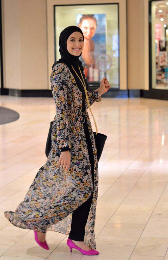 Looks De Hijab Tendances
