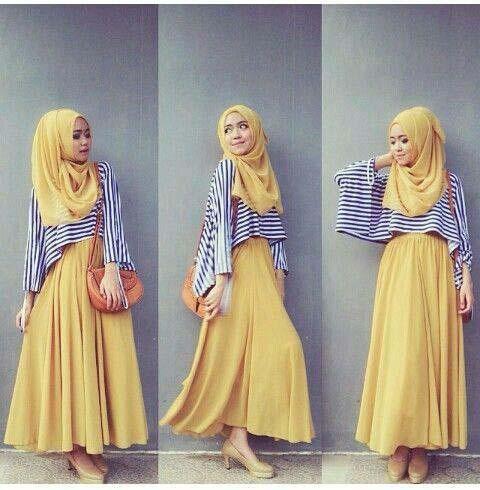 Looks De Hijab Tendances22