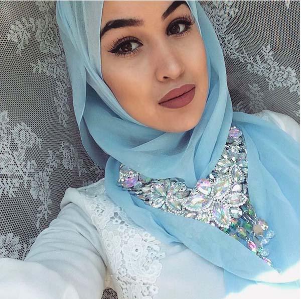 Maquillage d'Été - Nos 8 Inspirations Coups de Cœur Pour Femme Voilée