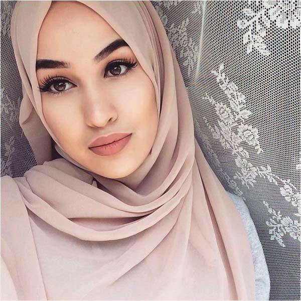 Maquillage d'Été - Nos 8 Inspirations Coups de Cœur Pour Femme Voilée2