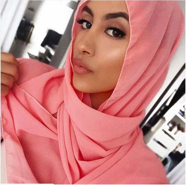 Maquillage d'Été - Nos 8 Inspirations Coups de Cœur Pour Femme Voilée4
