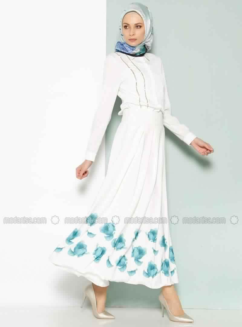 Nouvelle Robe pour Femme Voilée Pas Cher2