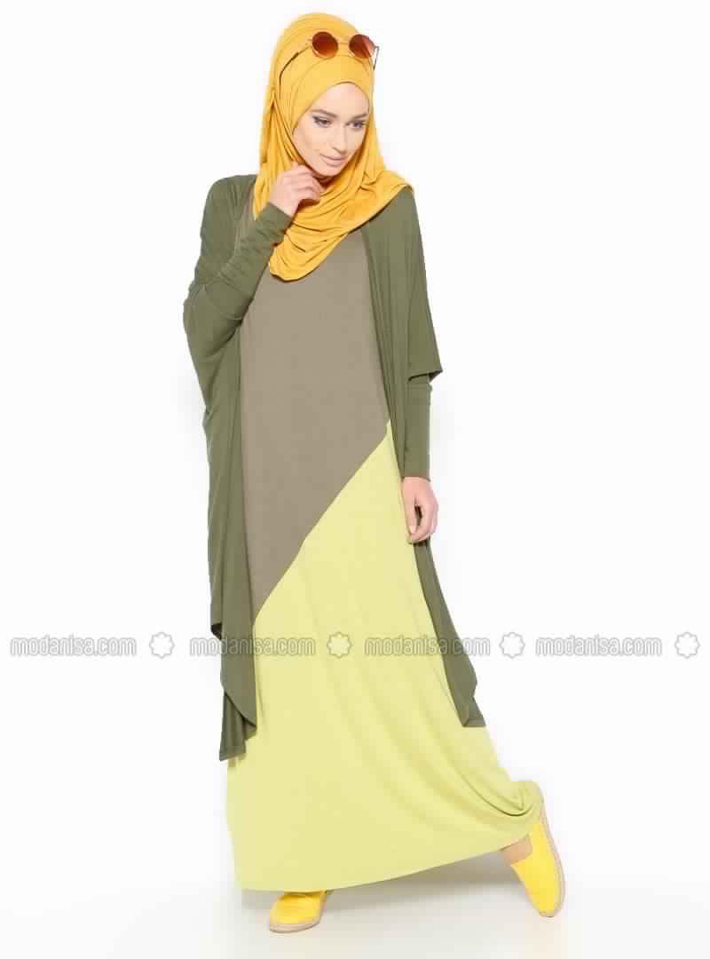 Nouvelle Robe pour Femme Voilée Pas Cher5