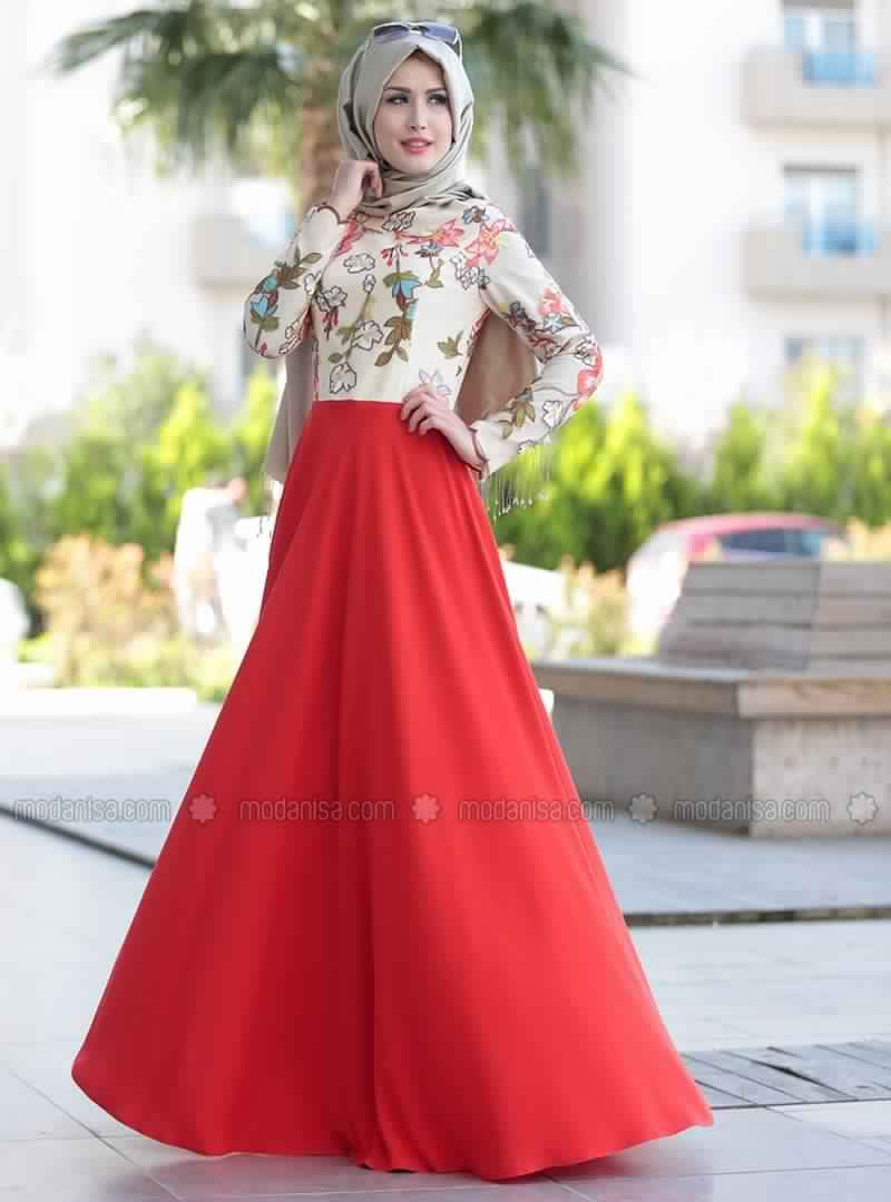 Robe Femme Voilée 3