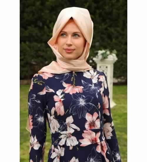 Robe Femme voilée Moderne