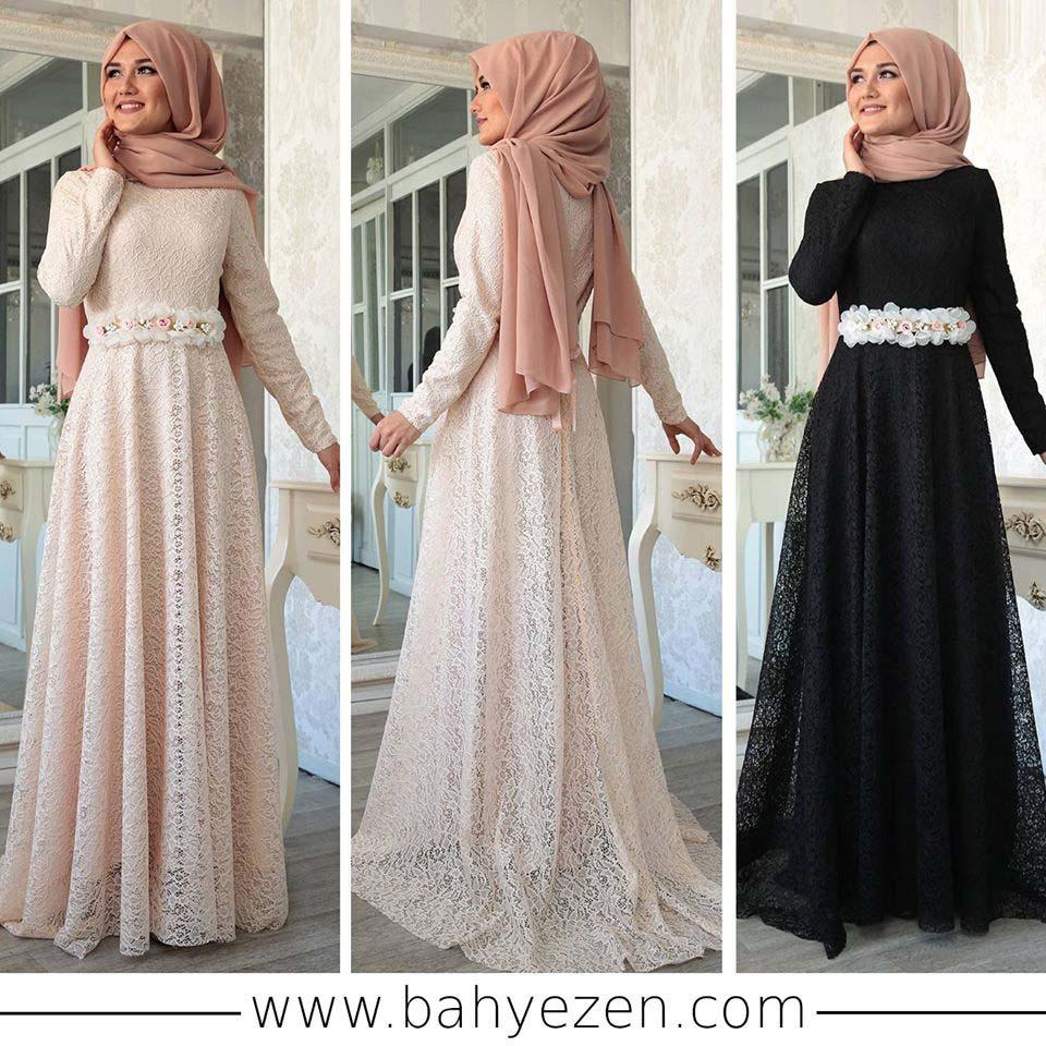 Robes Femme Voilée Pour Soirée12