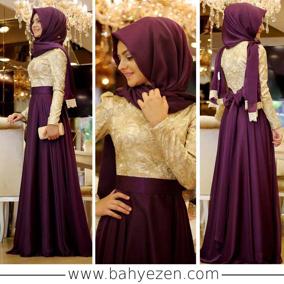 Robes Femme Voilée Pour Soirée2