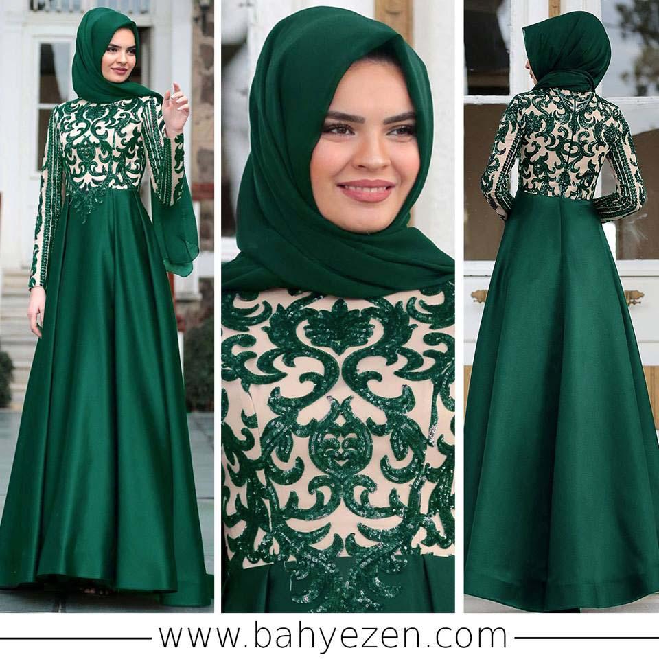Robes Femme Voilée Pour Soirée3