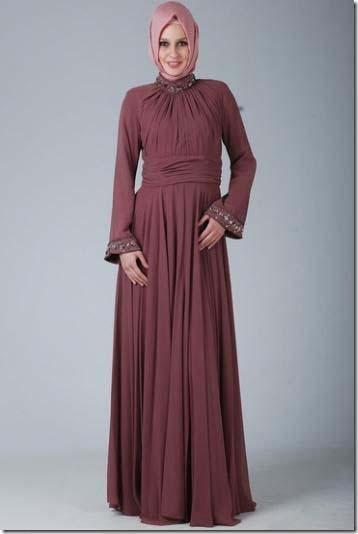 Robes Femmes Voilées 11