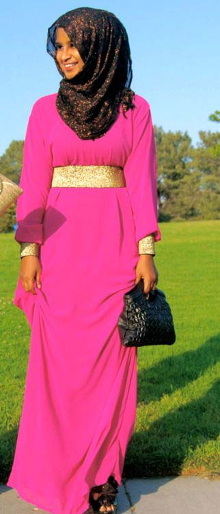 Robes Femmes Voilées 17