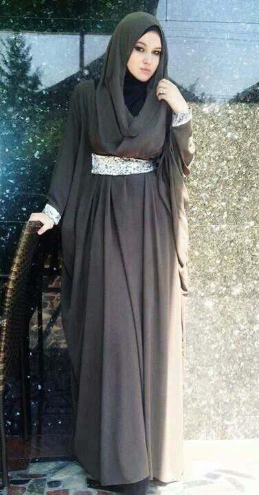 Robes Femmes Voilées 19