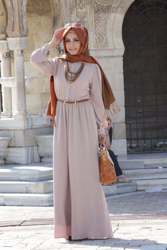Robes Femmes Voilées 2