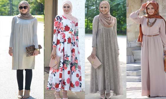 Morpho Robes  26 Robes Femmes Voilées Pour Les Silhouettes Rondes ,  astuces hijab