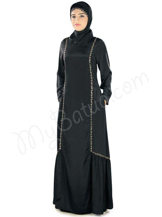 Robes Femmes Voilées 9