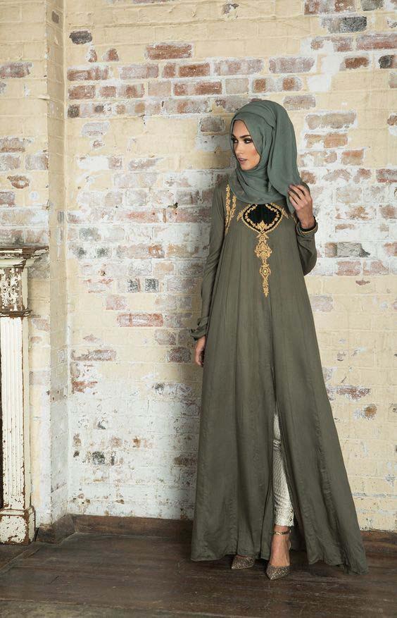 Robes Longues Pour Femme Voilée1