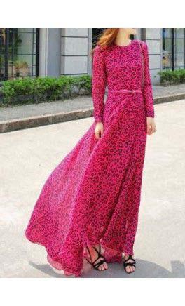 Robes Longues Pour Femme Voilée12
