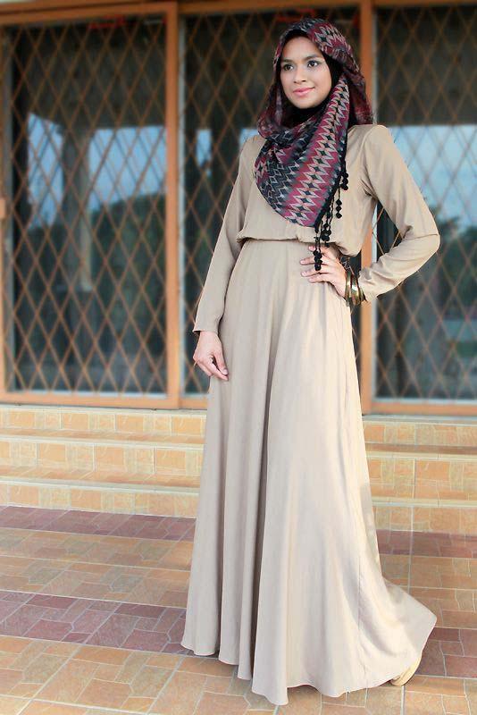 Robes Longues Pour Femme Voilée13