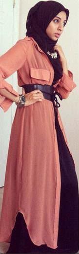 Robes Longues Pour Femme Voilée15