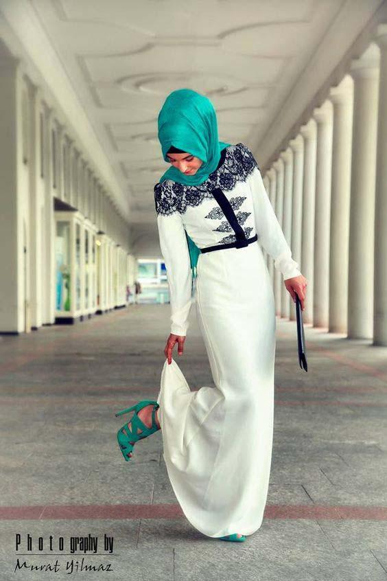 Robes Longues Pour Femme Voilée17