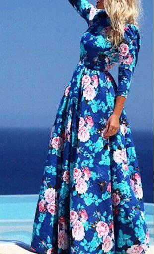Robes Longues Pour Femme Voilée18
