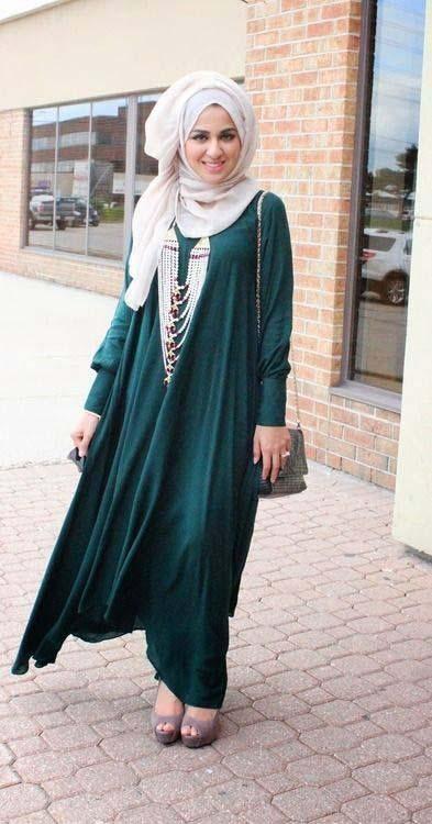 Robes Longues Pour Femme Voilée19