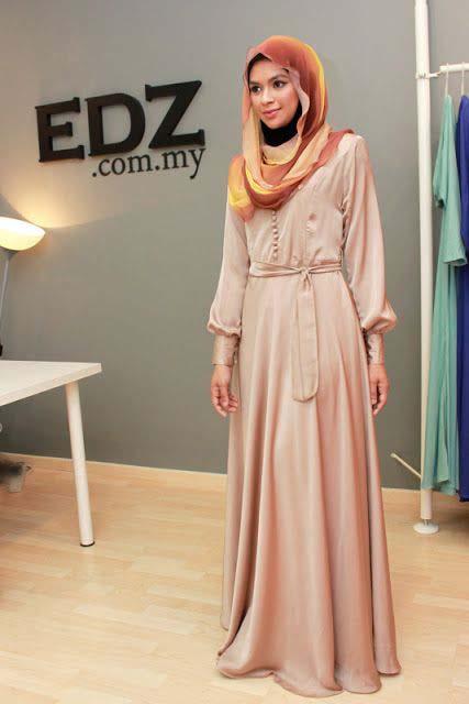 Robes Longues Pour Femme Voilée20