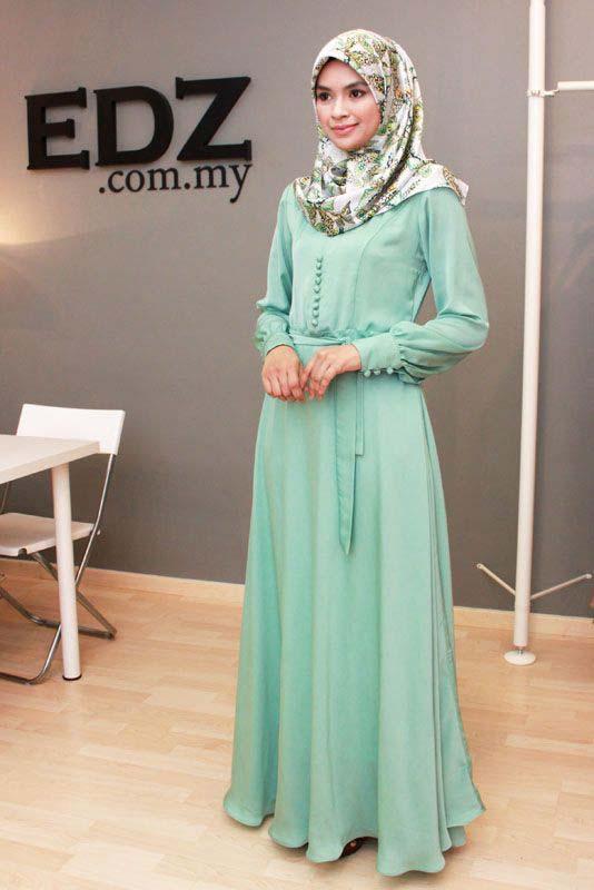 Robes Longues Pour Femme Voilée21