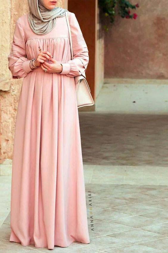 Robes Longues Pour Femme Voilée25