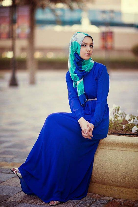 Robes Longues Pour Femme Voilée28