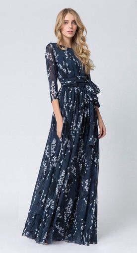Robes Longues Pour Femme Voilée5